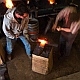 Forging Custom Wrought Iron Metal Work
