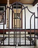Forged Iron Railings in Telluride Colorado