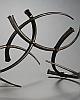 Nodus #4 - Forged Wrought Iron Sculpture